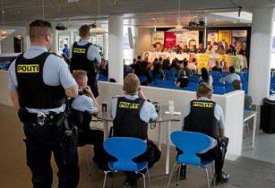 Lokalavisen: Høje-Taastrup Gymnasium havde fredag eftermiddag