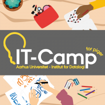 IT-CAMP FOR PIGER Mangler du inspiration