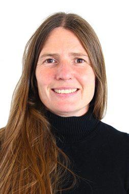 Rektor Ida Diemar